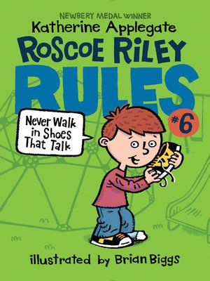 cover image of Never Walk in Shoes That Talk