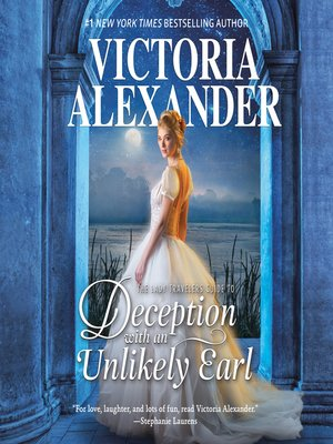 cover image of The Lady Travelers Guide to Deception with an Unlikely Earl