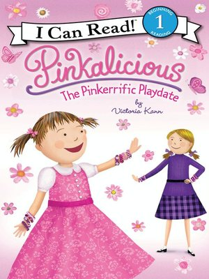 cover image of The Pinkerrific Playdate
