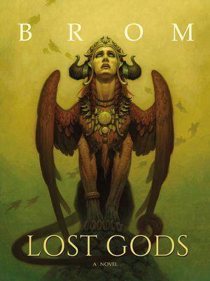 cover image of Lost Gods
