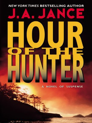 cover image of Hour of the Hunter