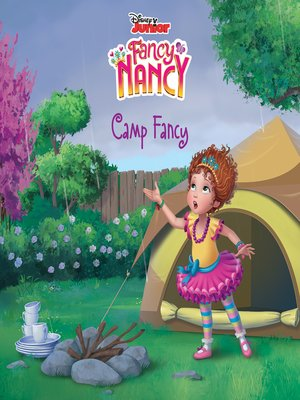 cover image of Camp Fancy