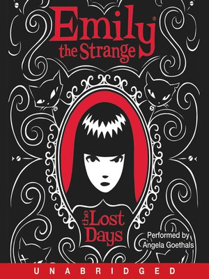 cover image of The Lost Days