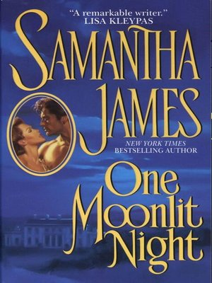cover image of One Moonlit Night
