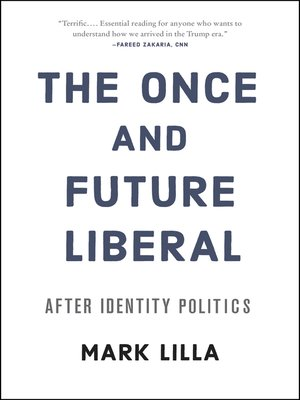 cover image of The Once and Future Liberal