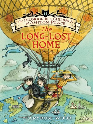 cover image of The Long-Lost Home