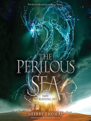 cover image of The Perilous Sea