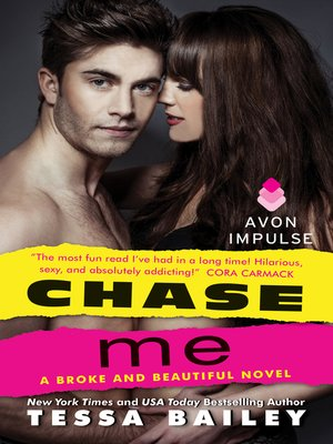 cover image of Chase Me