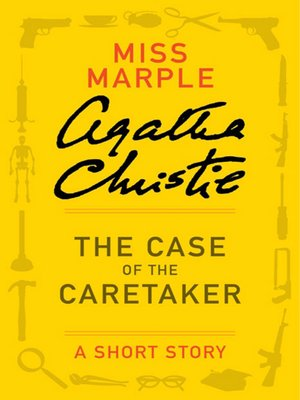 cover image of The Case of the Caretaker