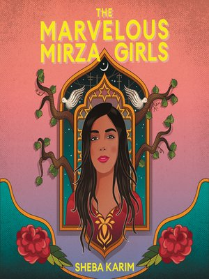 cover image of The Marvelous Mirza Girls