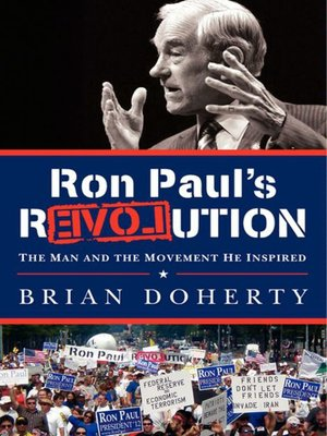 cover image of Ron Paul's rEVOLution