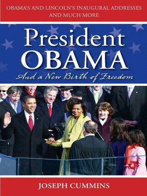 cover image of President Obama and a New Birth of Freedom