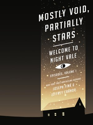 cover image of Mostly Void, Partially Stars