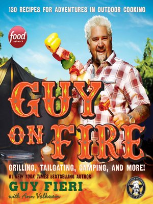 cover image of Guy on Fire