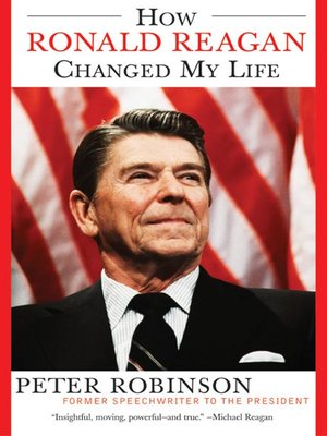 cover image of How Ronald Reagan Changed My Life