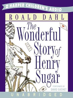 cover image of The Wonderful Story of Henry Sugar