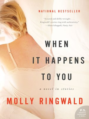 cover image of When It Happens to You