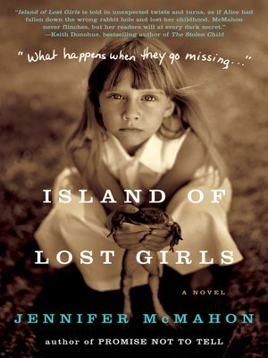 cover image of Island of Lost Girls