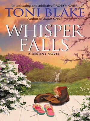 cover image of Whisper Falls