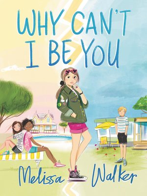 cover image of Why Can't I Be You