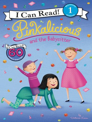 cover image of Pinkalicious and the Babysitter