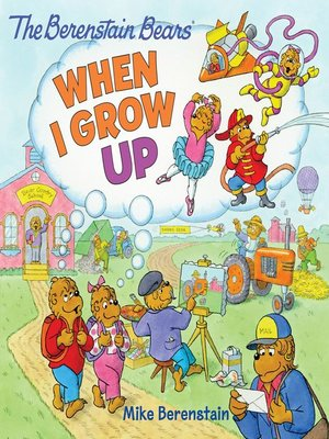 cover image of When I Grow Up