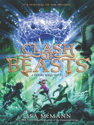 cover image of Clash of Beasts