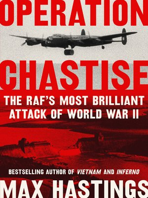 cover image of Operation Chastise