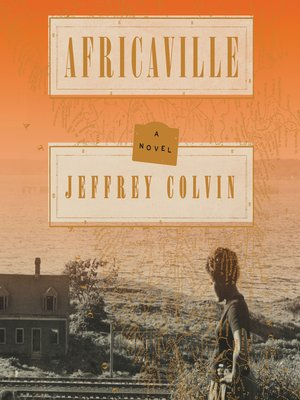 cover image of Africaville
