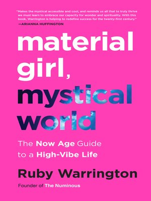 cover image of Material Girl, Mystical World