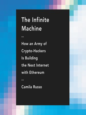 cover image of The Infinite Machine