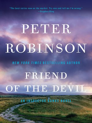 cover image of Friend of the Devil