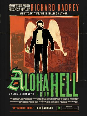 cover image of Aloha from Hell
