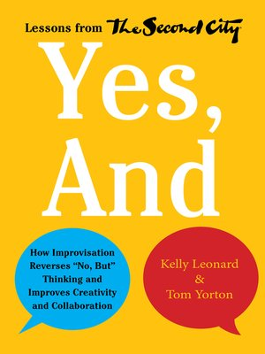 cover image of Yes, And