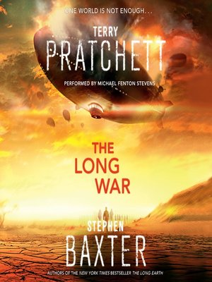 Stephen baxter overdrive rakuten overdrive ebooks audiobooks cover image of the long war fandeluxe Image collections