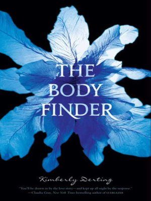 cover image of The Body Finder