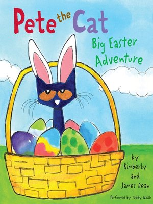 cover image of Big Easter Adventure