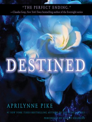 Epub destined aprilynne pike