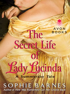 cover image of The Secret Life of Lady Lucinda