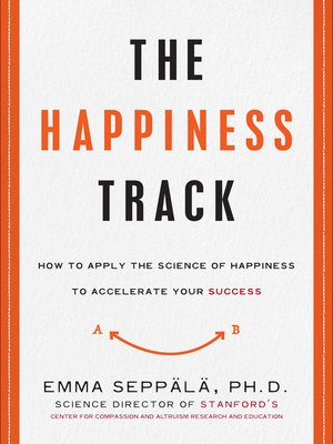 cover image of The Happiness Track