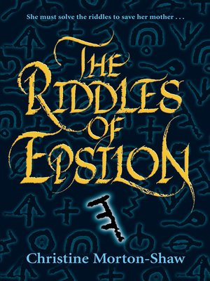 cover image of The Riddles of Epsilon