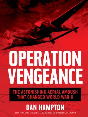 cover image of Operation Vengeance