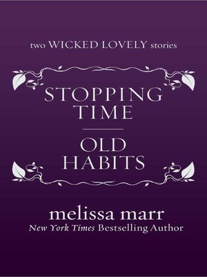 cover image of Stopping Time & Old Habits