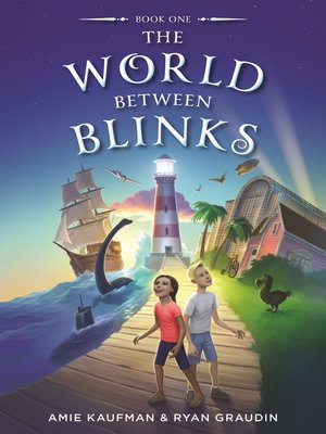 cover image of The World Between Blinks