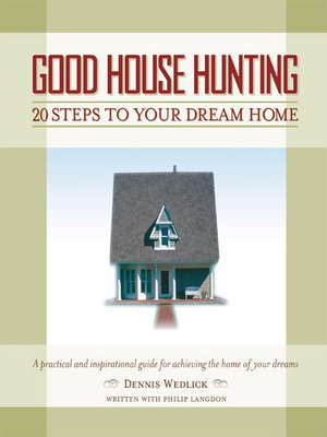 cover image of Good House Hunting