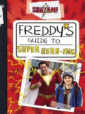 cover image of Freddy's Guide to Super Hero-ing