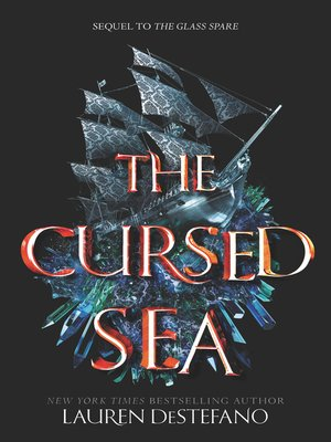 cover image of The Cursed Sea