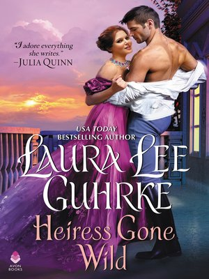 cover image of Heiress Gone Wild