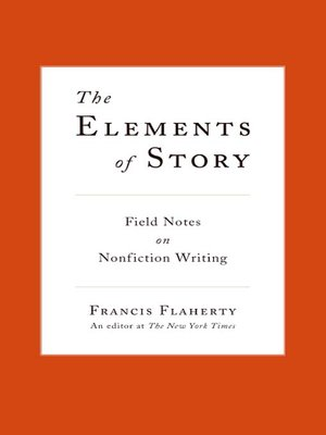 cover image of The Elements of Story