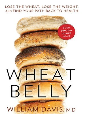 cover image of Wheat Belly